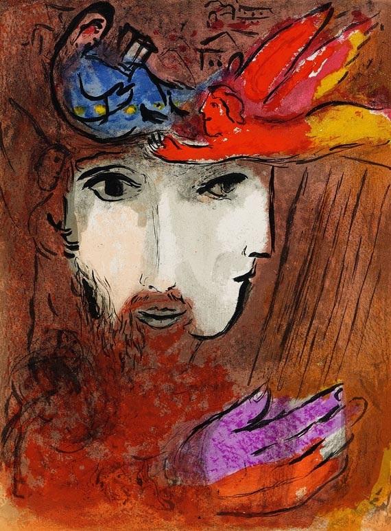 Chagall Veszprémben